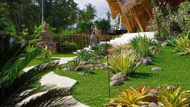 Glamping Sandat garden