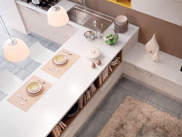 Moderno Adele | #Kitchen & #HomeDesign  4