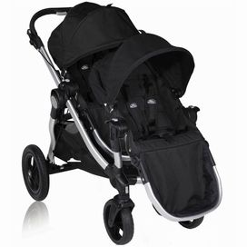 Baby Jogger City Select 2013 Stroller with Second Seat Kit in Diamond