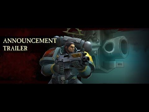 ▶ Warhammer 40,000®: Space Wolf Announcement Trailer - YouTube