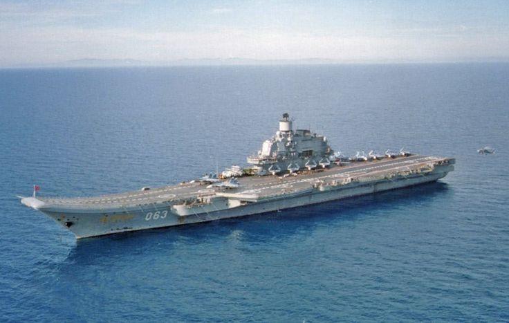 russian aircraft carrier admiral kuznetsov pictures for desktop (Gable Jones 1405x893)