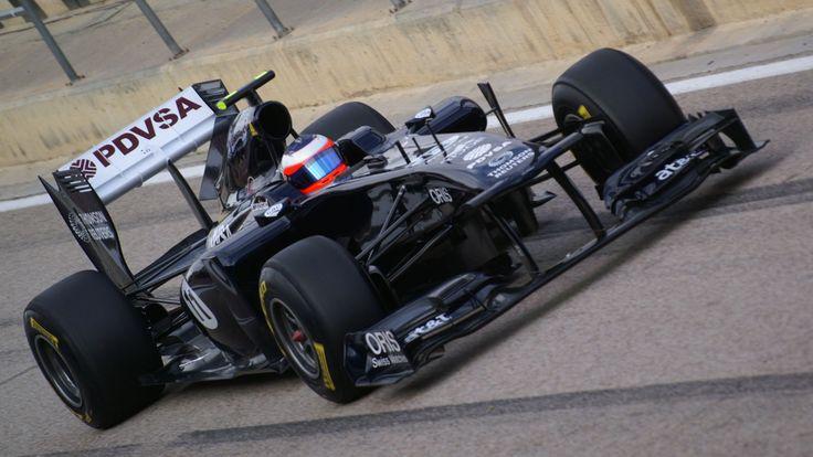 2011 Williams FW33 - Cosworth (Rubens Barrichello test)