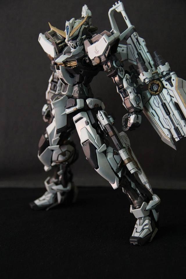 Gundam Astray Lionheart