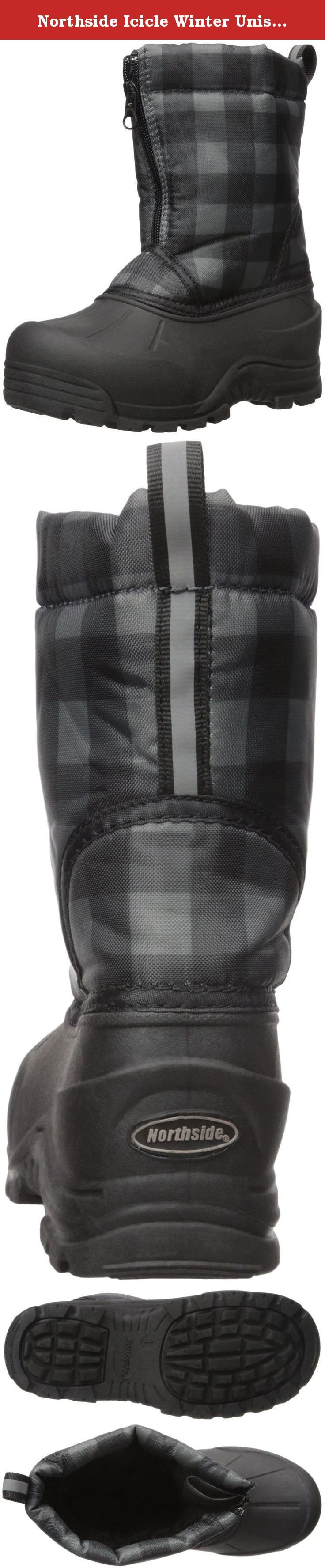 Northside Icicle Winter Unisex Boot (Toddler/Little Kid/Big Kid). This Northside Winter Boots is guaranteed authentic. It's crafted with Man Made.