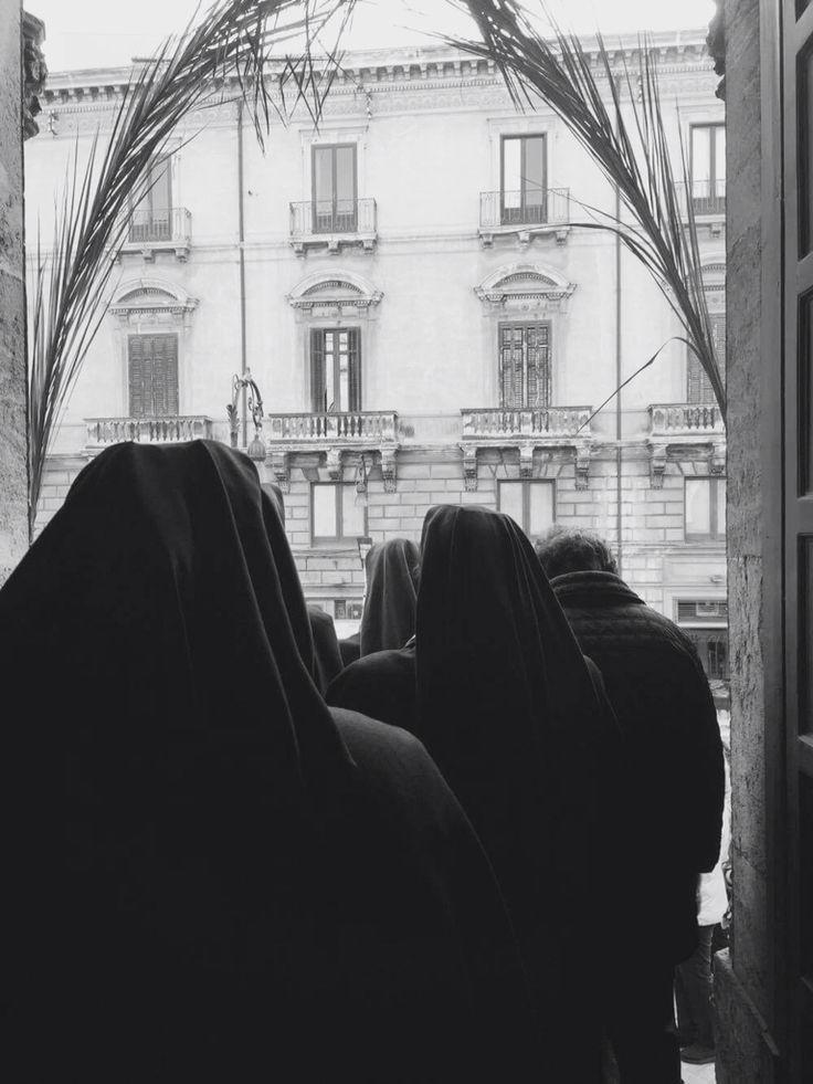 Palermo venerdì santo