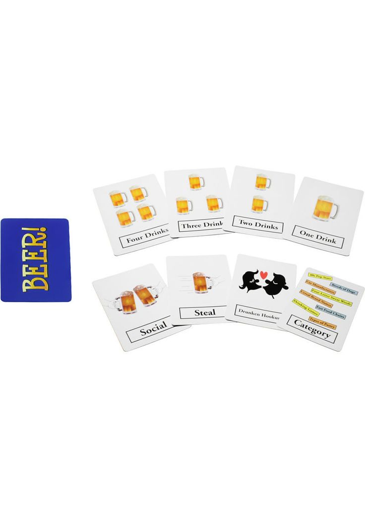 Buy Beer The Card Game online cheap. SALE! $5.99