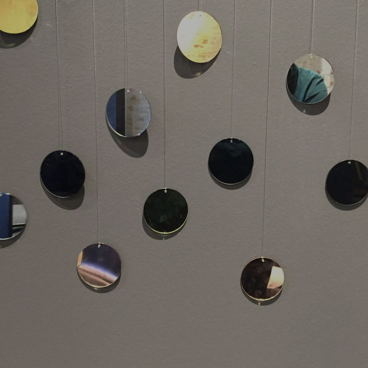 AYTM Pila mirror ornaments