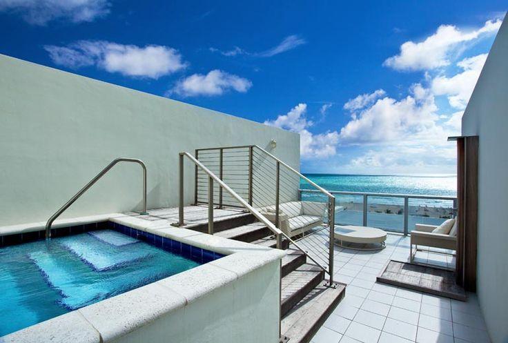 W South Beach - Mega Suite Terrace