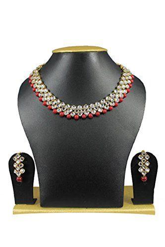 Designer Indian Bollywood Red Pearls Wedding Wear Women K... https://www.amazon.com/dp/B01MR8Y2N5/ref=cm_sw_r_pi_dp_x_l17nzbJ0AKY6J
