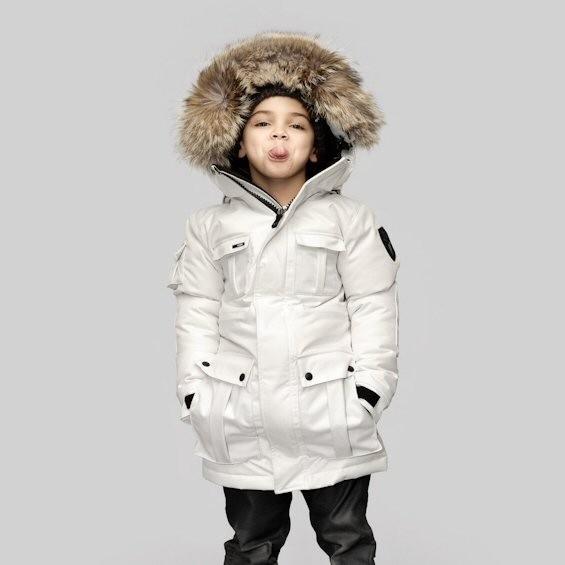 Nobis - Lil Kimmarut #Nobis #kids #Fashion #Jacket