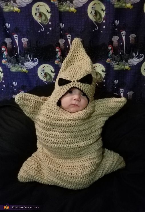Oogie Boogie Costume - Halloween Costume Contest via @costume_works