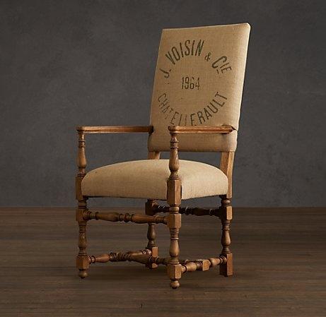 Best 25+ Burlap chair ideas on Pinterest   Burlap chair ...