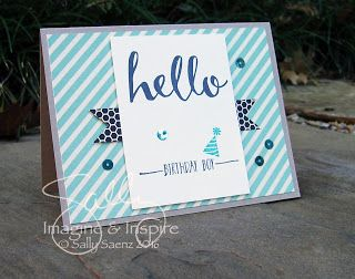 Stampin' Up! Sale-a-bration Imagine & Inspire