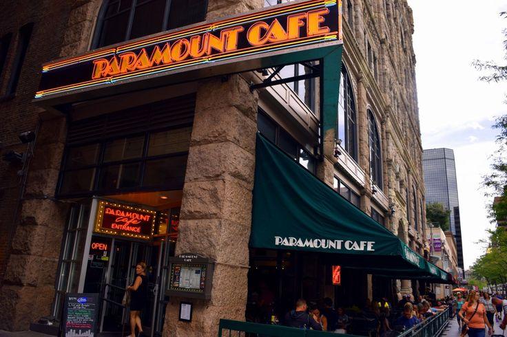 Denver, Colorado - Paramount Café