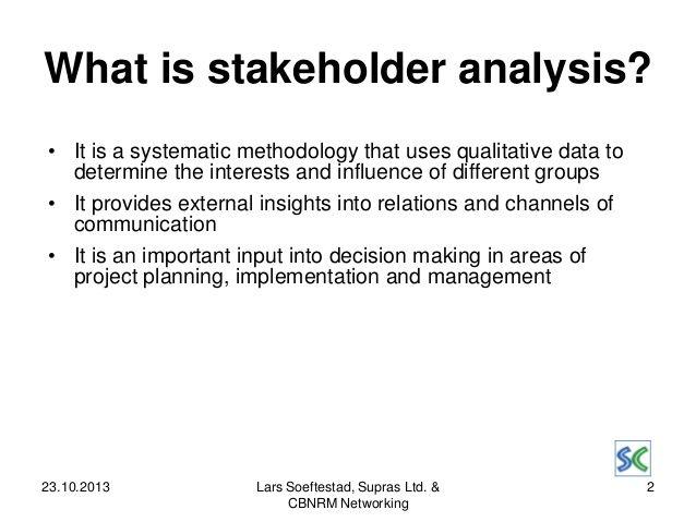 Best Stakeholder Mapping Images On   Stakeholder