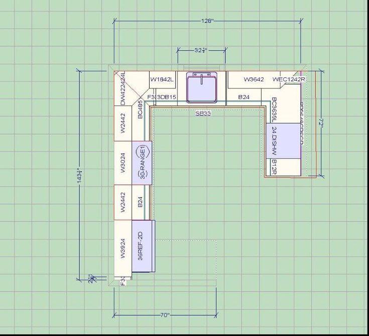 Restaurant Kitchen 3d Layout 27 best kitchen layouts images on pinterest | kitchen ideas