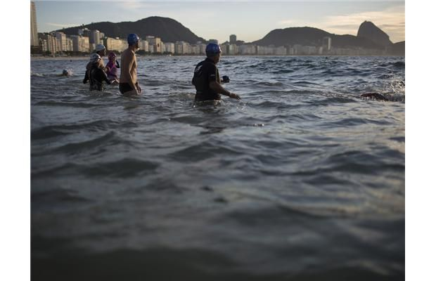 'What you have there is basically raw sewage': Water venues for Rio 2016 Olympics contain dangerous levels of viruses, bacteria from human feces