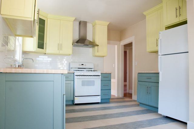 Blue And Yellow Kitchen Home Decor Pinterest