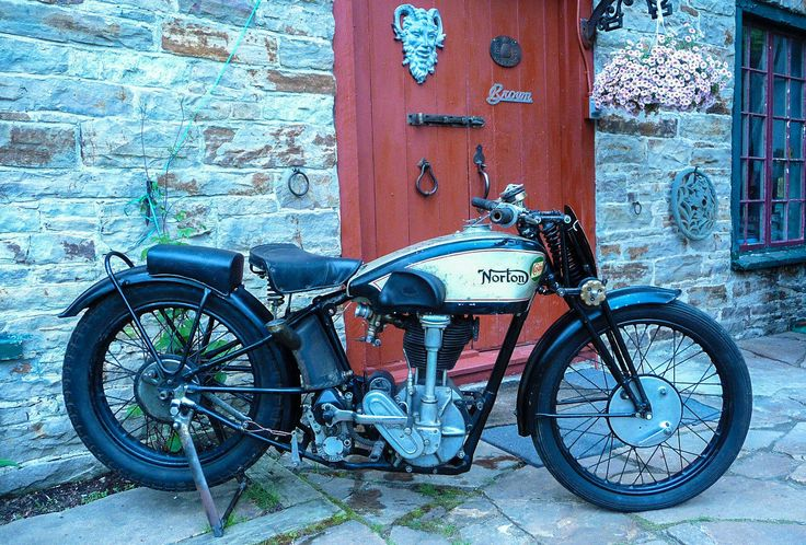 The Best Vintage Motorcycles For Sale On eBay, 12/30/14  1931 Norton TT Racer This bike was raced at some of the most prestigious competitions back in the day, including the first ever race held on Daytona Beach (i.e. the the spiritual beginning of the Daytona 200 bike race and NASCAR's Daytona 500). It remained competitive for over three decades, before retiring to a couple of private collections, where it has remained for nearly 50 years. Simply put, it's the real deal.