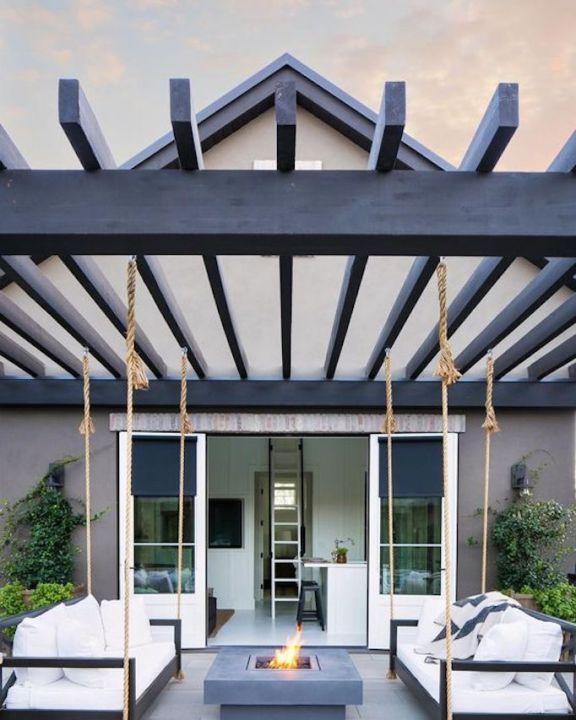 Becki Owens Designer Spotlight Jennifer Ferrandi Backyard Patio Designs Patio Design Backyard Patio