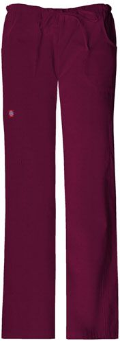Soft Works Pantalon Mujer Color Vino - http://www.dickies.pe