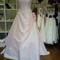 pale pink taffeta alice james wedding dress size 10 nwt – town – todmorden – Lancashire – Clothes, Shoes & Accessories | Online Car Boot Sale UK