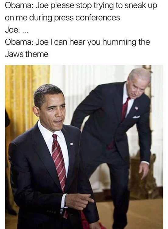 Joe please