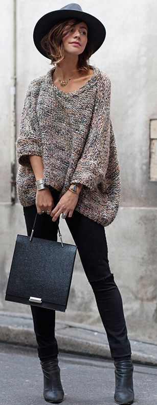 Les Babioles De Zoe Lovely Cozy And Casual Fall Inspo