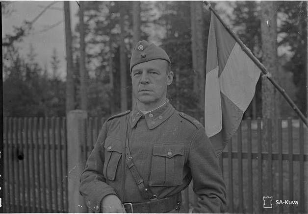 Einar Vihma on itsenäisen Suomen ainoa rintamalla kaatunut kenraali.