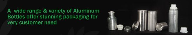 We, Suparna Exports Pvt. Ltd are all about Aluminum Products. True Specialists in Manufacturing & Supplying of Industrial Aluminum Bottles, Canisters & Tins for Consumer Metal Packaging. For More Info:  http://www.aluminumbottlecans.com/index.php