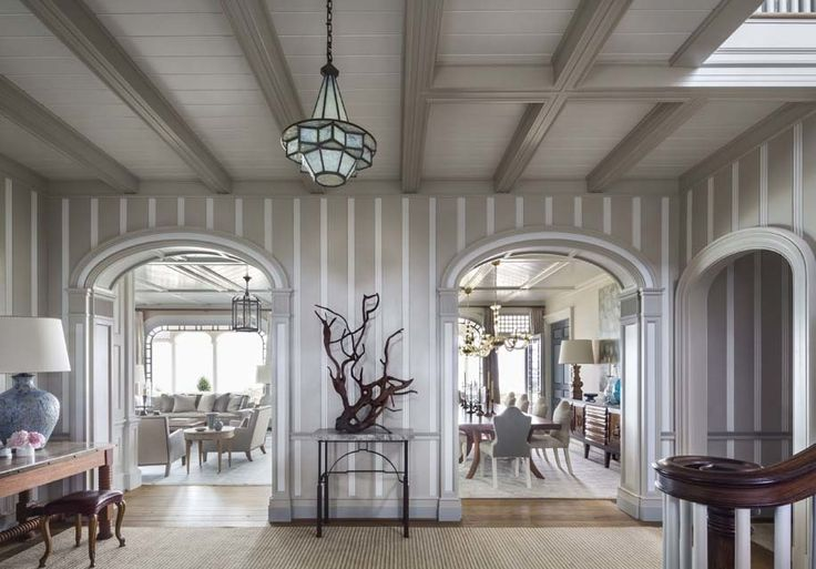 Shingle Style Hamptons Home Designed by Robert A.M. Stern Architects