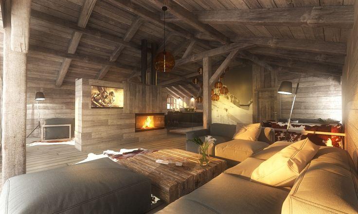JD Studio | Luxusná chata