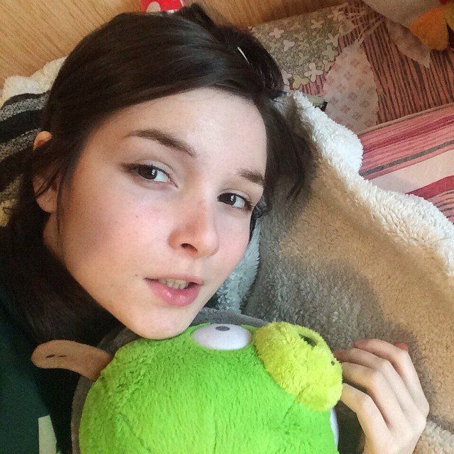 A new photo of Katya Lischina!!!