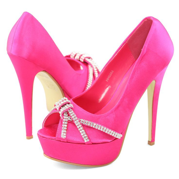 756 best Pink Shoes! images on Pinterest | Pink shoes, Shoes and ...