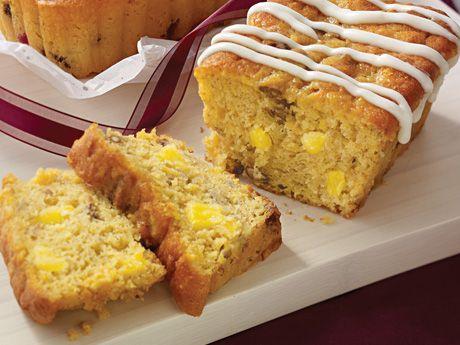 Hummingbird Bread With Yellow Cake Mix