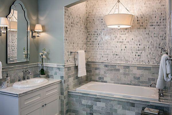 51 best images about bathroom on pinterest dark blue paints frameless shower and dark blue - Forever tile and stone ...