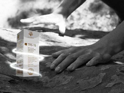 TRS PLUS:TRATTAMENTO REGOLATORE DELLA SUDORAZIONE #isoki#iperidrosi#hyperhidrosis#pellesensibile#madeinitaly