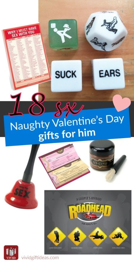 Naughty Valentines Day Gifts For Him. romantic and sexy. perfect for boyfriend and husband.