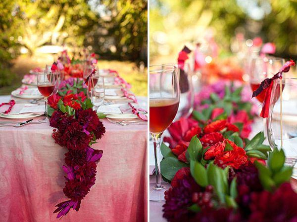MIAMÉE genieße den Moment www.miamee.de ROUGE und ORANGE www.facebook.com/miamee.liqueur/ Ein Farbfest für die Sinne und für die Hochzeit | Friedatheres