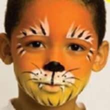 Maquillaje ANIMALES : 17 ideas para maquillar a los niños con diseño de ANIMALES, consejos para maquillar niñas y niños de todas las edades