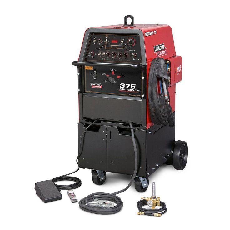 Lincoln Electric Precision TIG 375 Ready-Pak TIG Welder