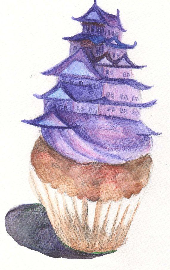 Purple Cupcastle!