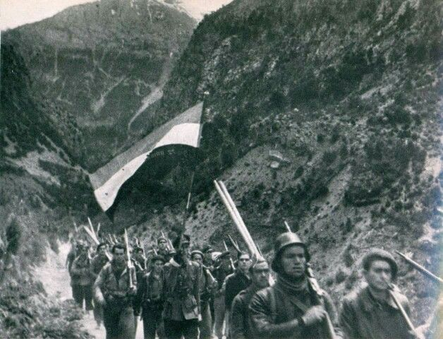 Spain - 1936-38. - GC - 72nd Brigade of the 43rd Division of the popular army