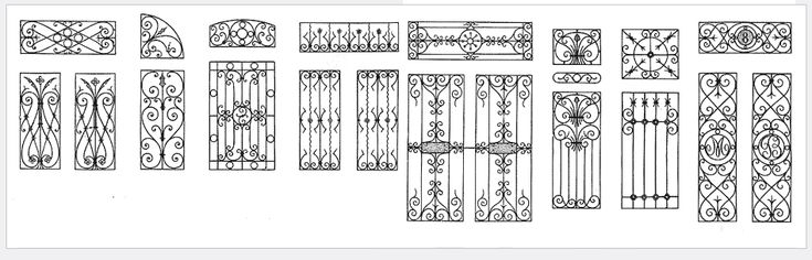 17 best images about design wrought iron bronze cast iron on pinterest iron gates wrought for Model porte en fer forge