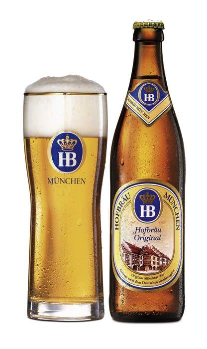 Hofbrau Original Classic. Fun place! #beer