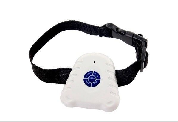 Anti Bark Collar Obedience Safe Stop Barking Dog Vibration Teach Train Good New