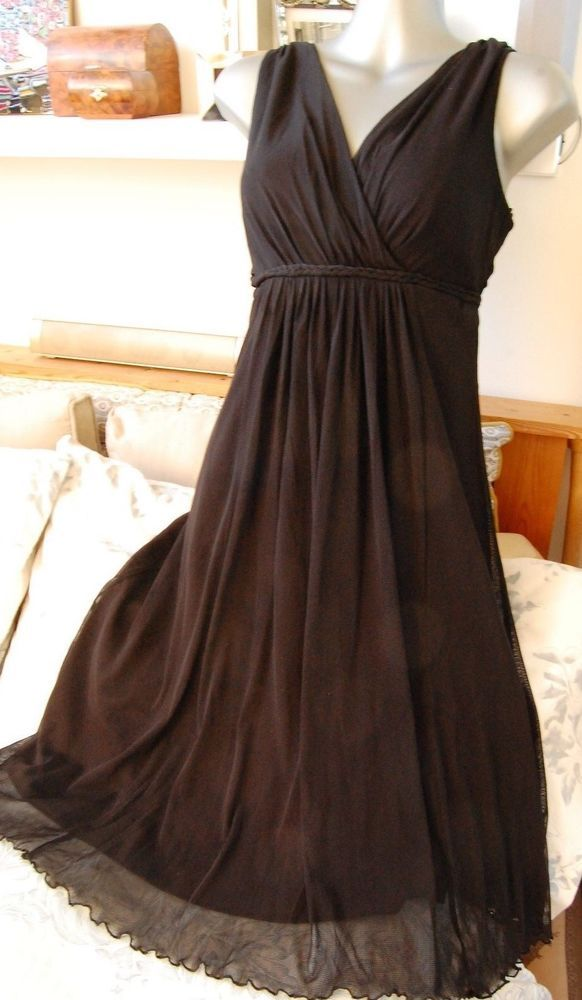 Wallis Elegant Black Cjristmas Party Dress Size 8 Fashion Clothing Shoes Accessories Womensclothing Dresses Ebay L Dresses Party Dress Clothes For Women
