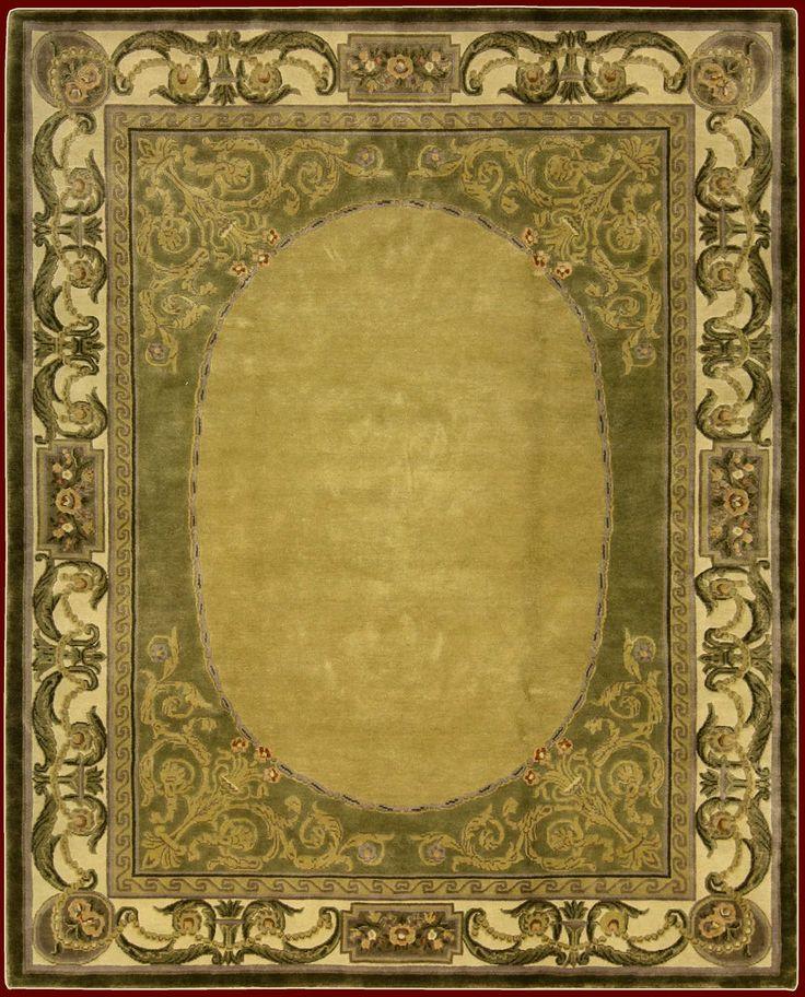 Savonnerie rugs for Dolce & Gabbana London