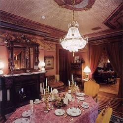Victorian Dining Room   Victorian Gothic Dining Room   For the Home