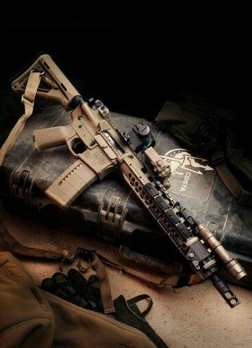 La rue tactical gun